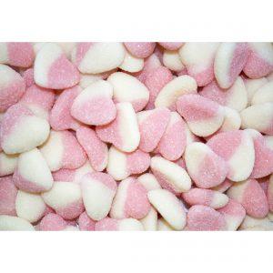 Pink Sour Hearts - Bulk 1kg