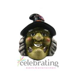 Halloween Party Witch Face Tealight Holder