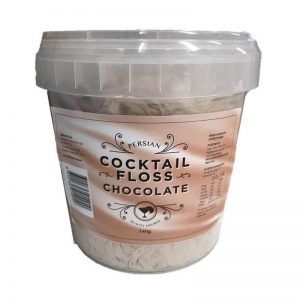 Chocolate Cocktail Floss 340g